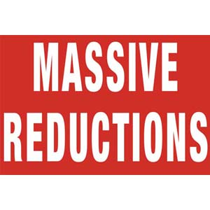 Massive Reductions Poster