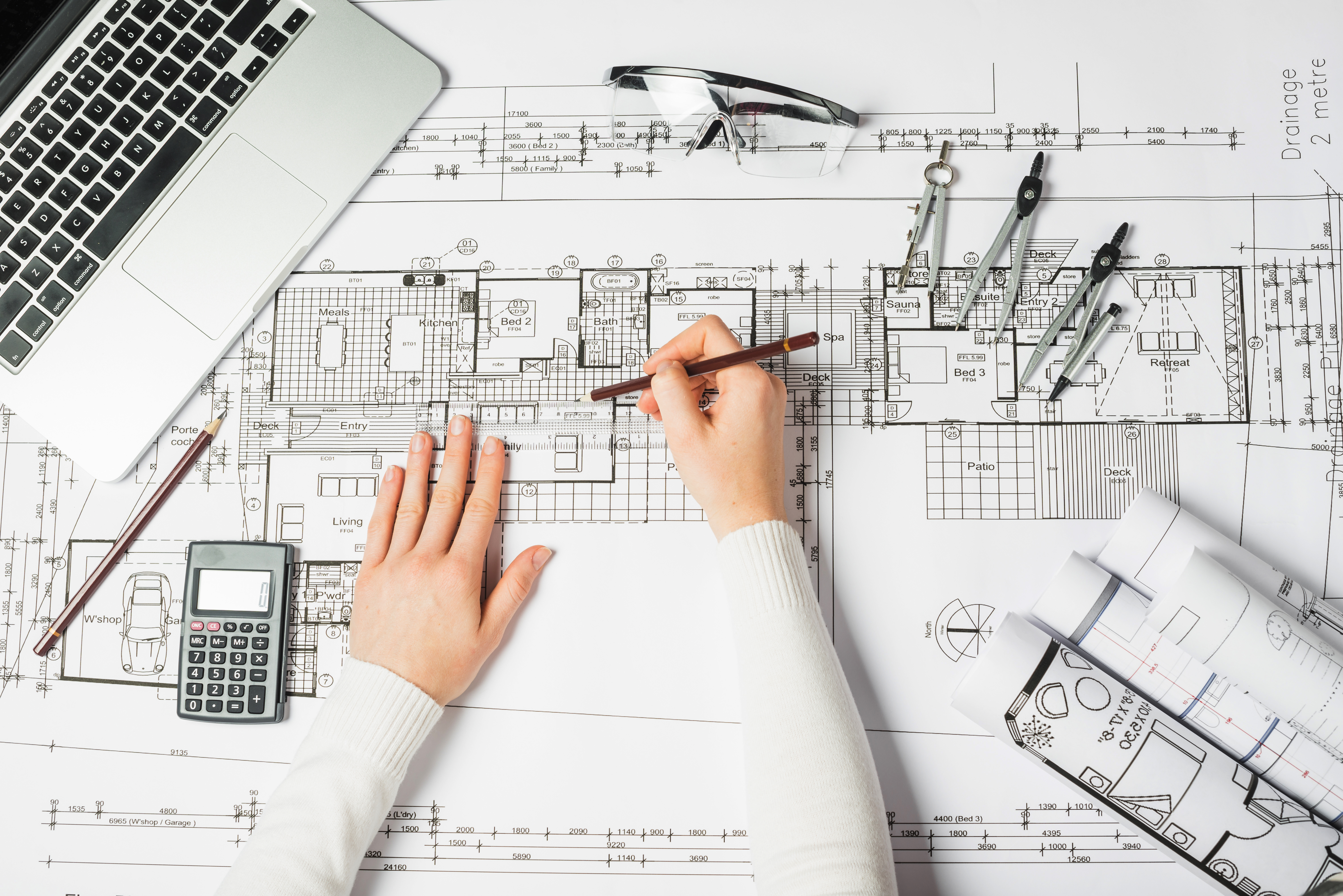 Architectural Plans printing